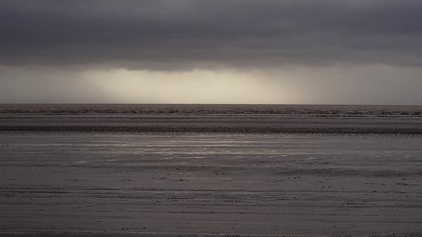 Afternoon Light at Brean by David Graham